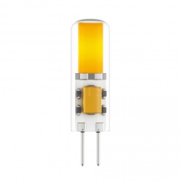 Лампа LED JC G4 220V 3W 3000K 360G Lightstar 940442