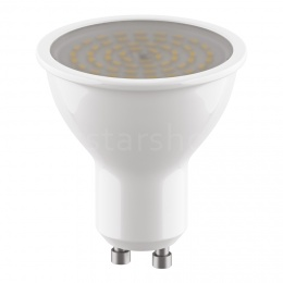 Лампа LED HP16 GU10 220V 6,5W 3000K FR Lightstar 940262